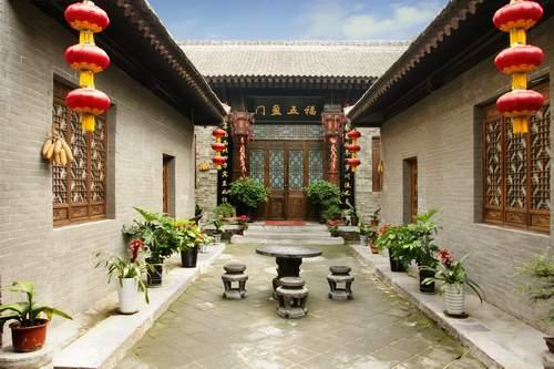 han tang house xian