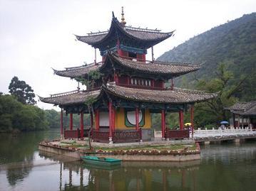 water wheel lijiang