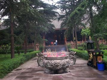 chengdu temple