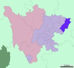 dazhou sichuan province