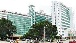 Nanning hotel in China