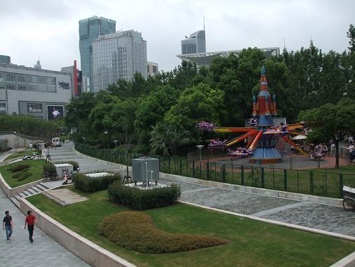 people square Shanghai China