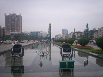 chengdu square