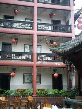 wenjun lou mansion chengdu china