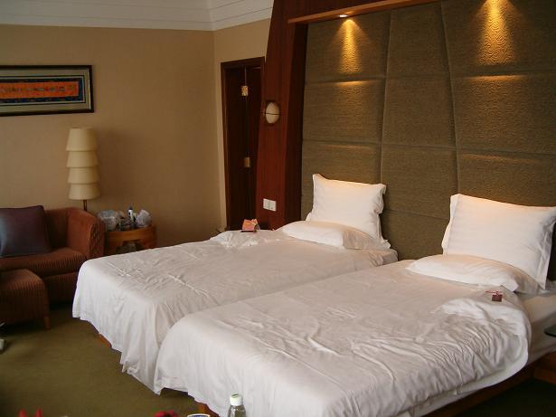 twin room Tibet Hotel Chengdu