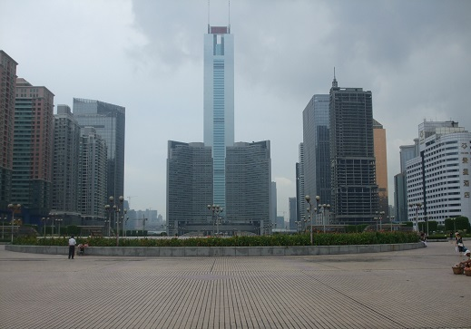 citic plaza guangzhou