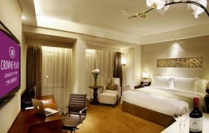 crowne plaza guangzhou hotel room