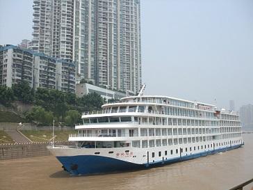 cruise boat chongqing