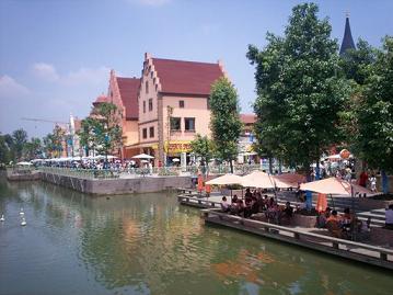 Floraland park Chengdu