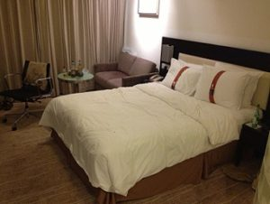 Holiday Inn Express Gulou bedroom