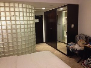 Holiday Inn Express Gulou Chengdu bathroom