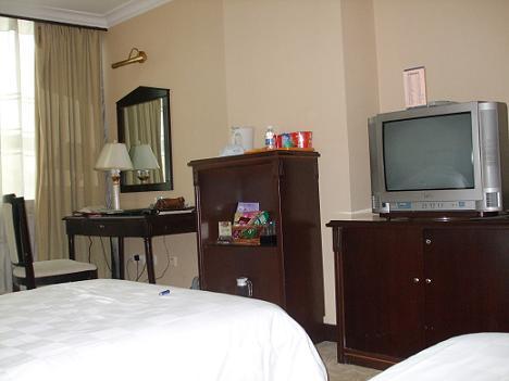 huangjia grand hotel room and furniture