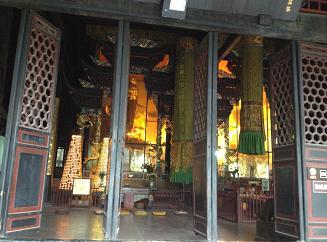 qingyang shrines