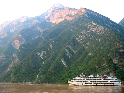 three gorges yangtze river cruise