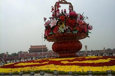 Golden Week in Beijing