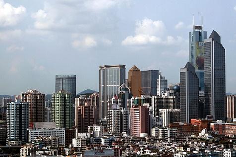 Tianhe Guangzhou, picture shared licence wiki