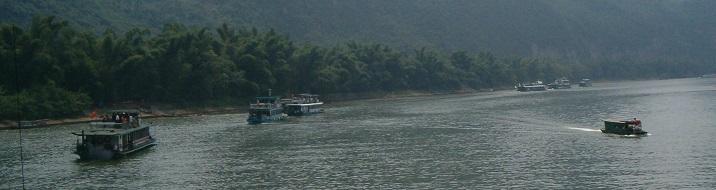 river cruise china
