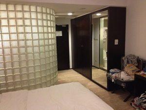 Holiday Inn Express Gulou Chengdu bathroom
