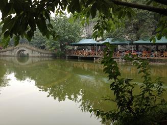 teahouse cultural park chengdu
